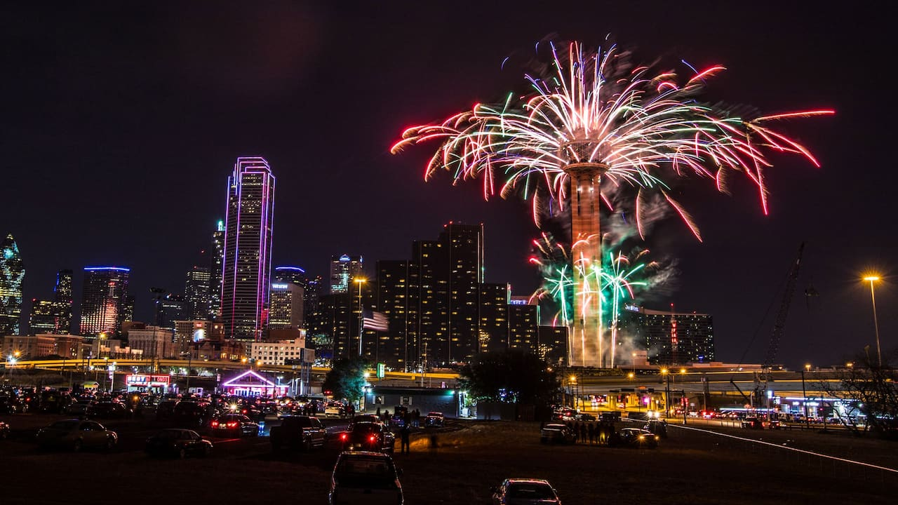 Hyatt Regency Dallas at New Year's Eve