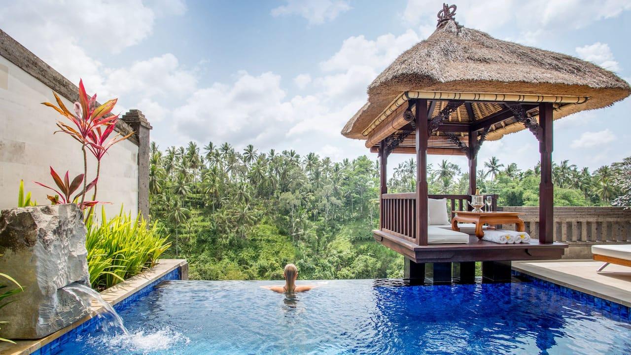 Deluxe Terrace Villa Private Pool
