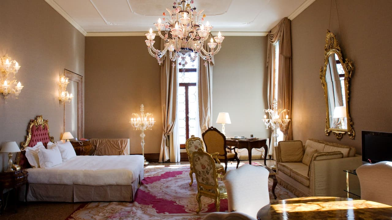 Grand Canal Presidential Suite