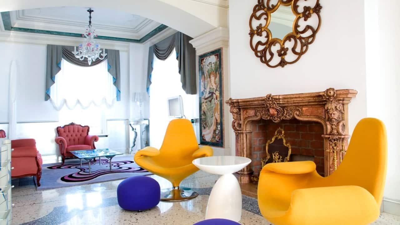 Byblos Living Room