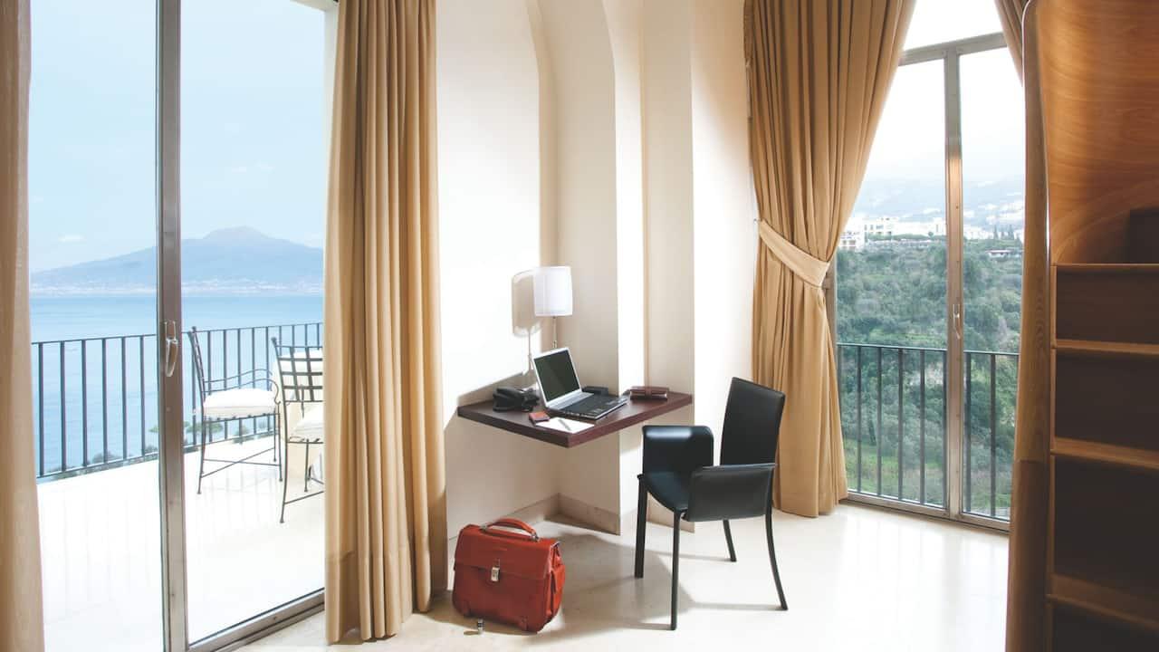 Suite Criseide Terrace Sea View