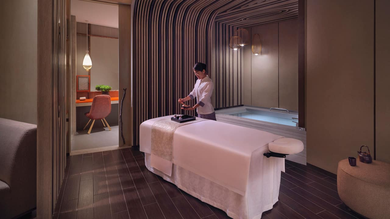 Huan Spa Private Treatment Room