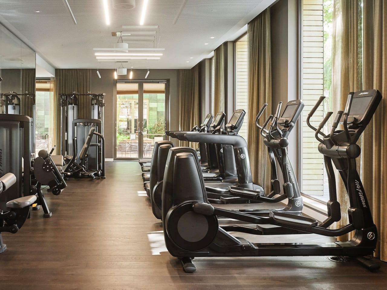 Hyatt Regency | Gym
