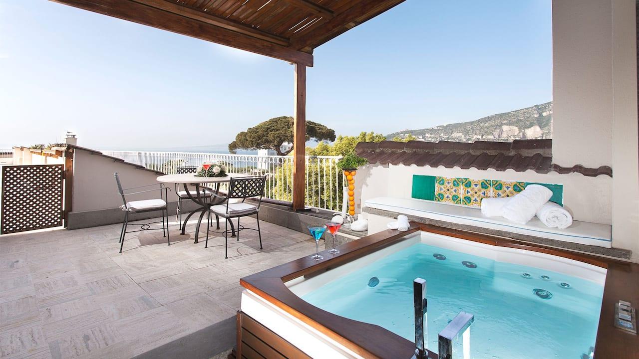 Guest Room Terrace