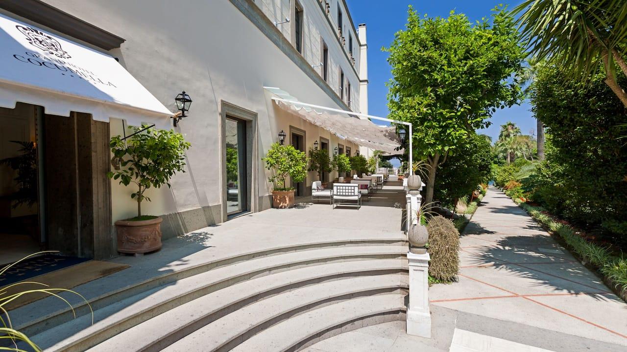 The Terrace & Garden