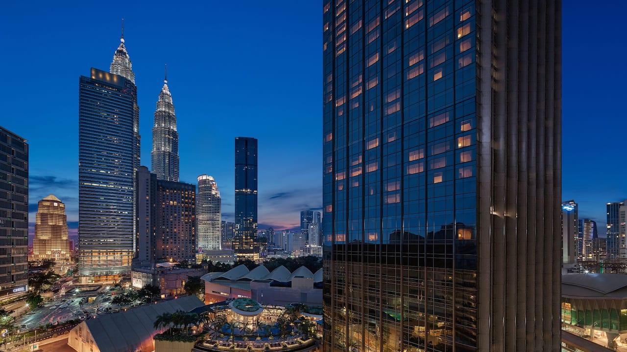 Kuala Lumpur Hotels, Grand Hyatt Kuala Lumpur
