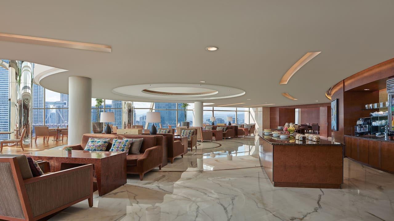 Grand Hyatt Kuala Lumpur - Grand Club Lounge