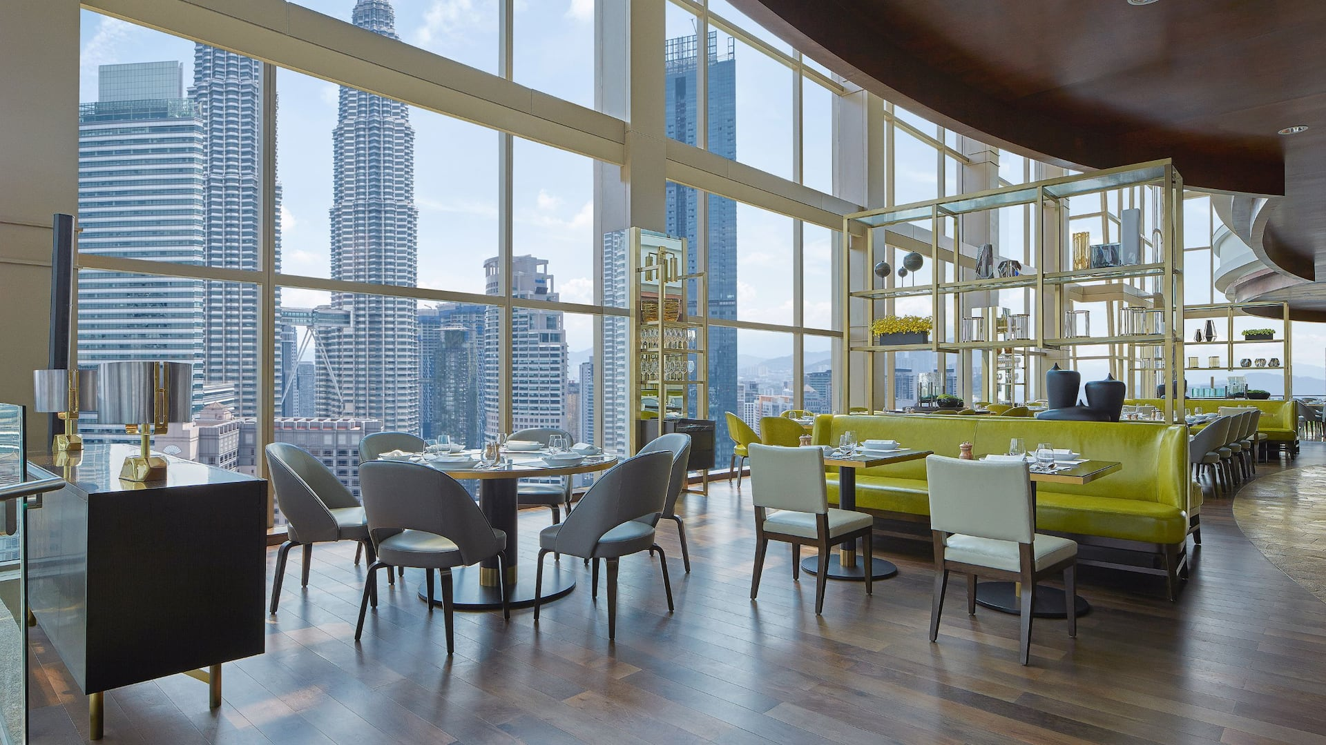 THIRTY8 Restaurant Kuala Lumpur (Daytime Seating)