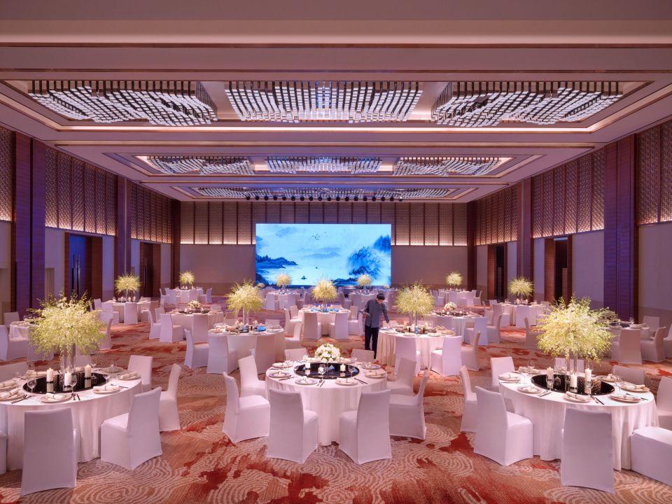 Hyatt Regency Zhenjiang Regency Ballroom Banquet