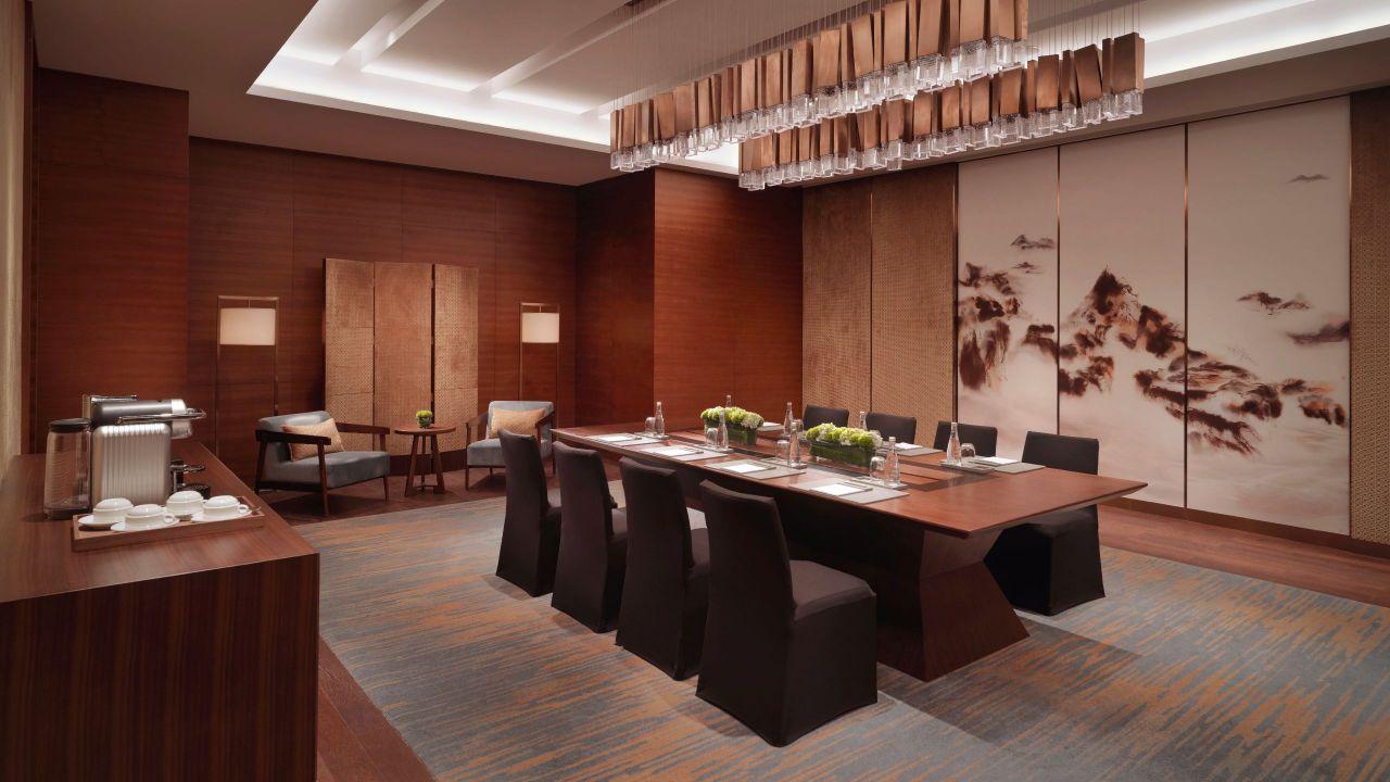 Hyatt Regency Zhenjiang Board Room