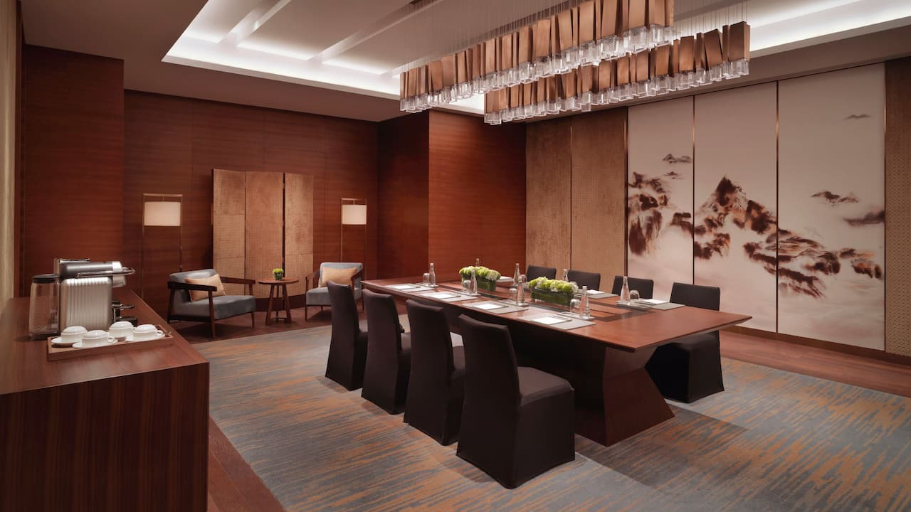 Hyatt Regency Zhenjiang Board Room