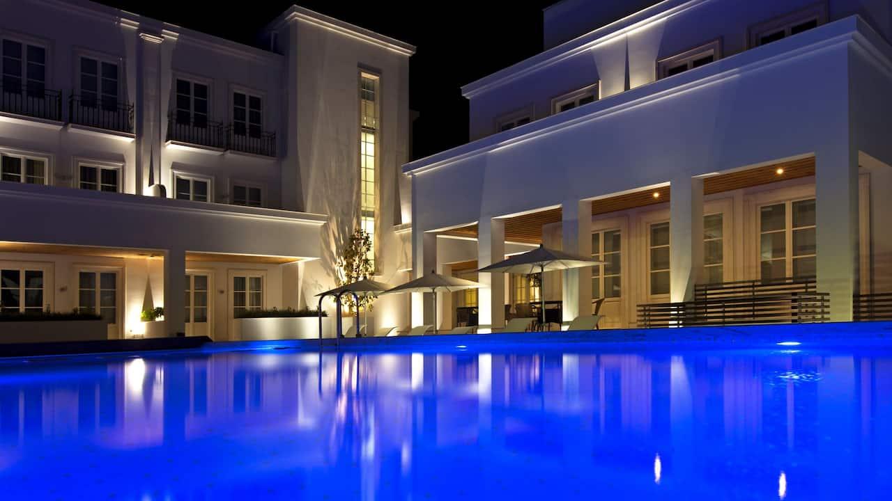 Alentejo Marmoris Hotel & Spa exterior pool