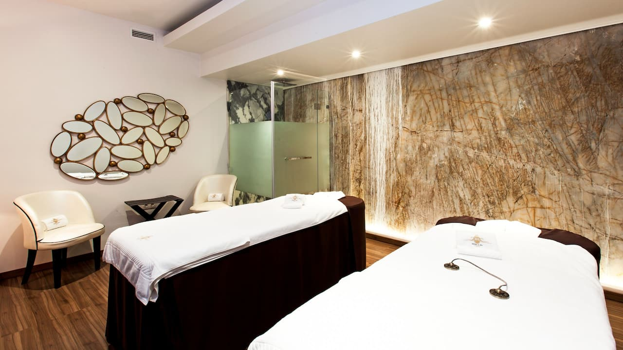 Stone Spa treatment room