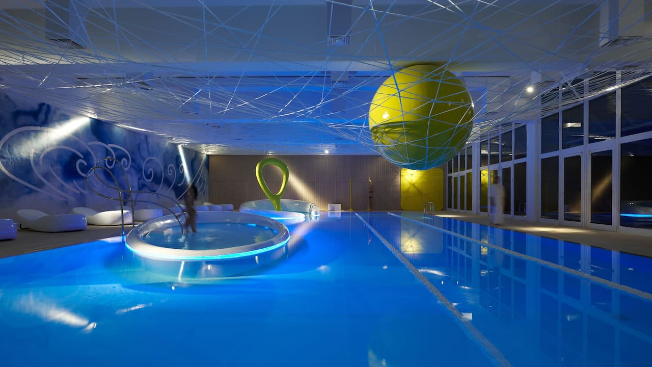 Indoor Water Park Parco Acque