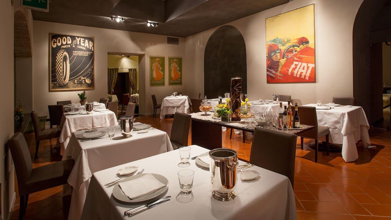 Nicolao Restaurant Fagioli Room