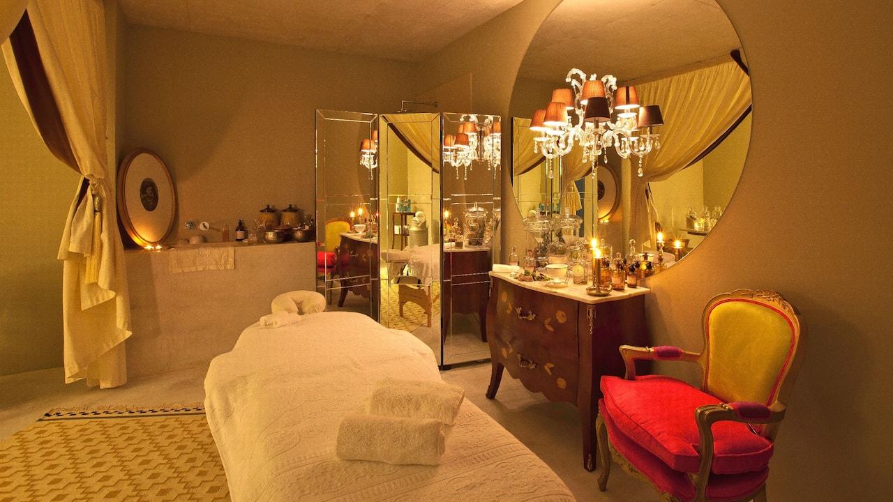 Divine spa