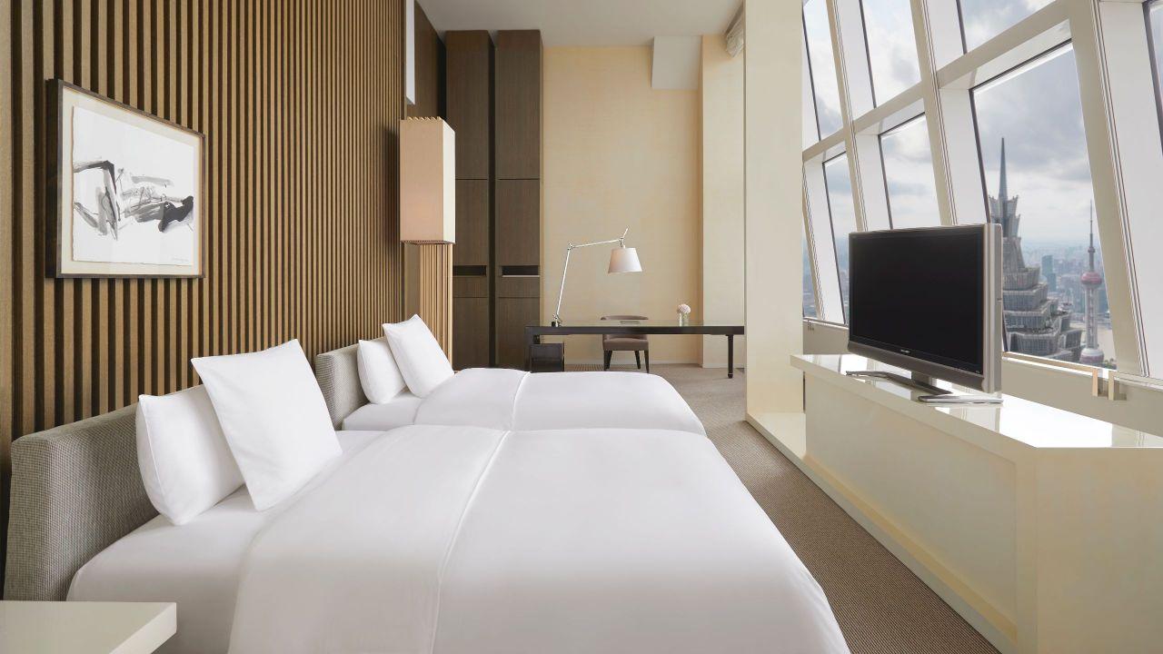 Bund View Twin Bed