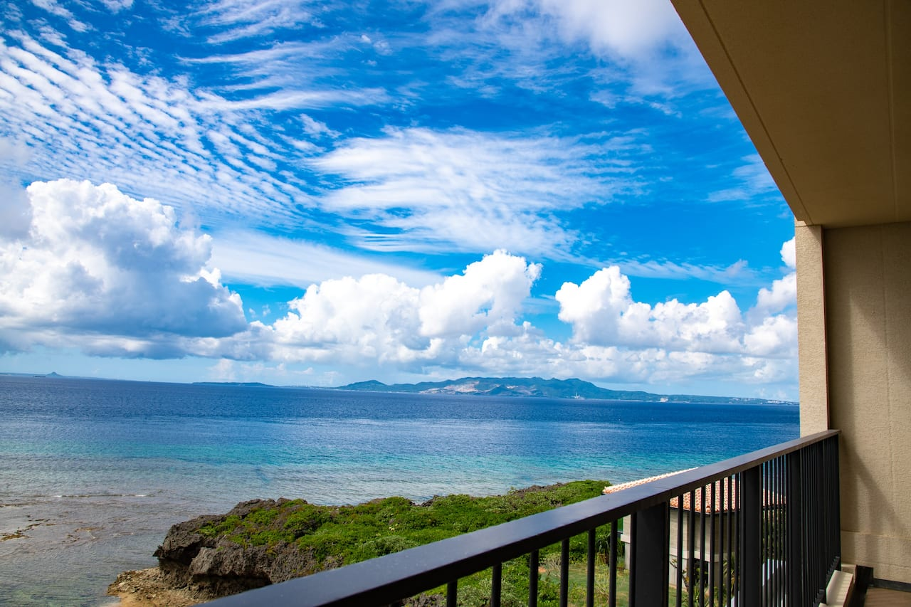 Hyatt Regency Seragaki Island, Okinawa 2 Twin Bed Ocean View
