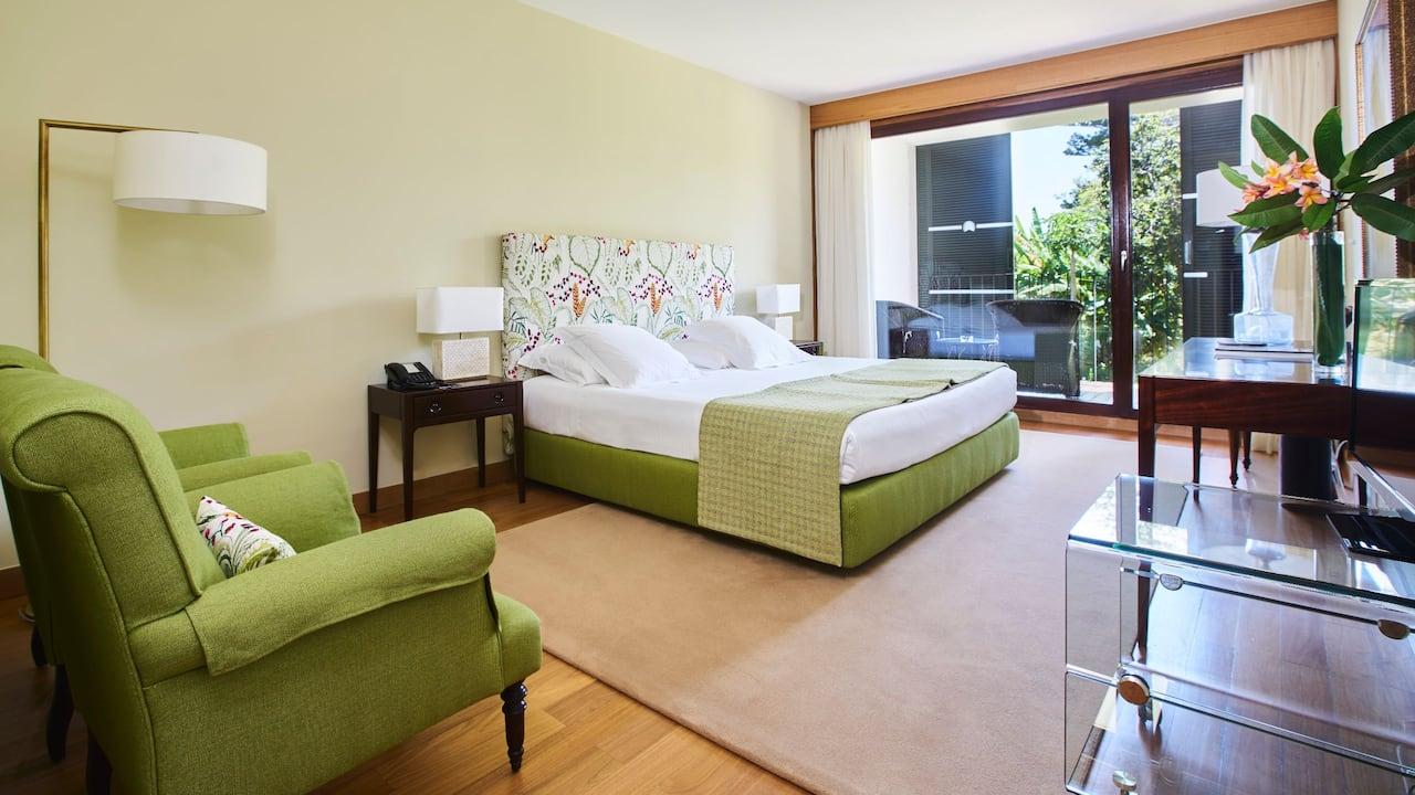 Hotel Deluxe Suite at Quinta da Casa Branca