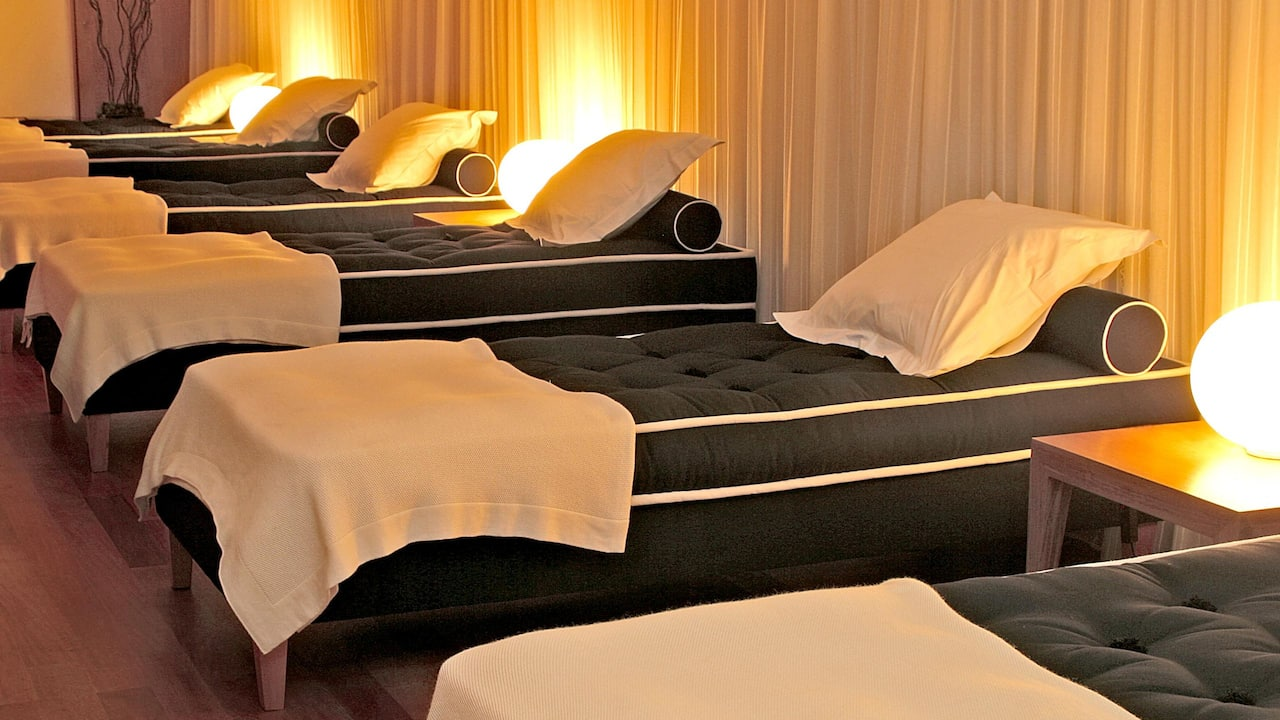 Relaxation Room at the Phytoceane Spa