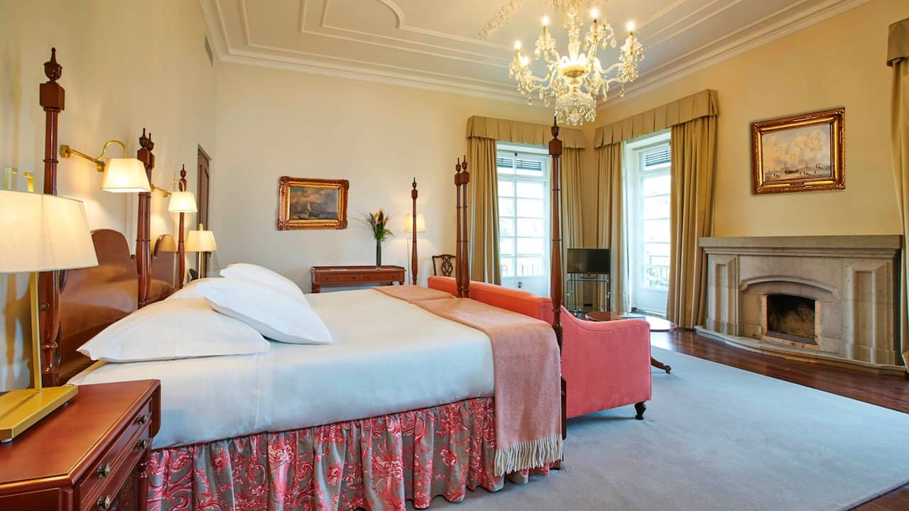 One of the Manor House Suites