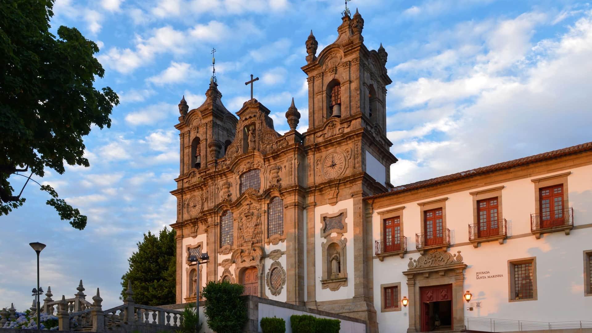 Pousada Mosteiro de Guimaraes exterior