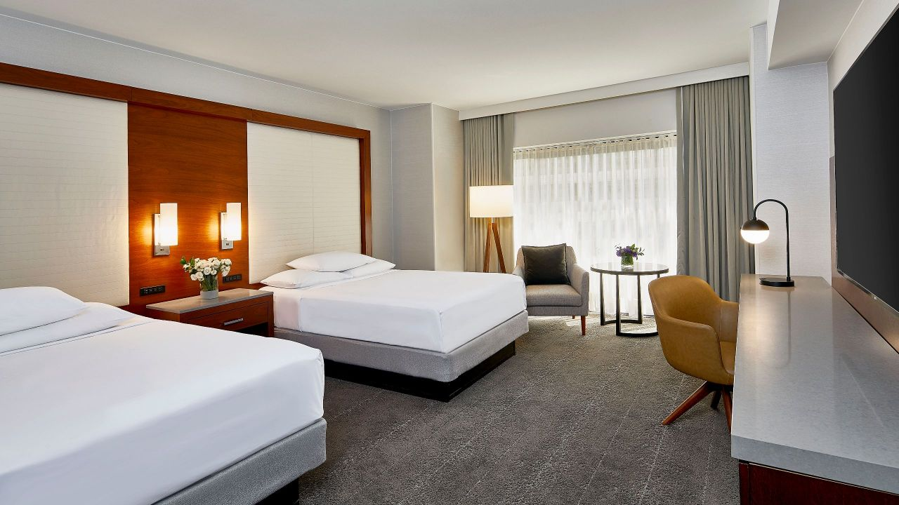 Deluxe Room with Two Double Beds Hyatt Regency Atlanta