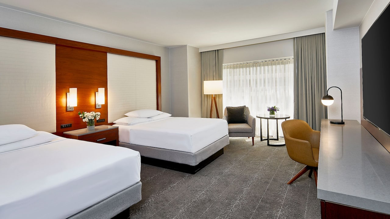 Room with Double Beds Hyatt Regency Atlanta