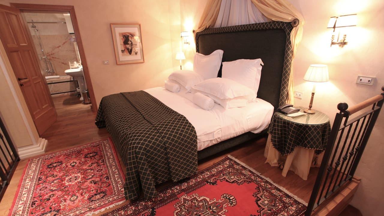 Villa Mangiacane Terrace Suite