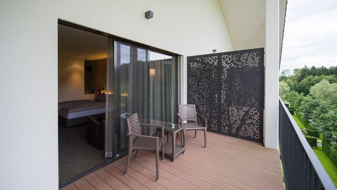 View double room balcony
