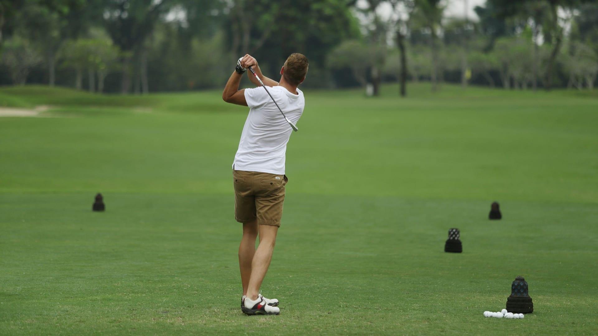 Hyatt Regency Yogyakarta Resort Activities (Golf)