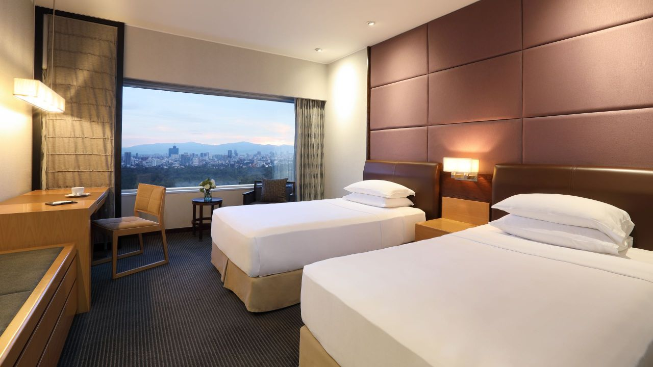 Twin Room Park View