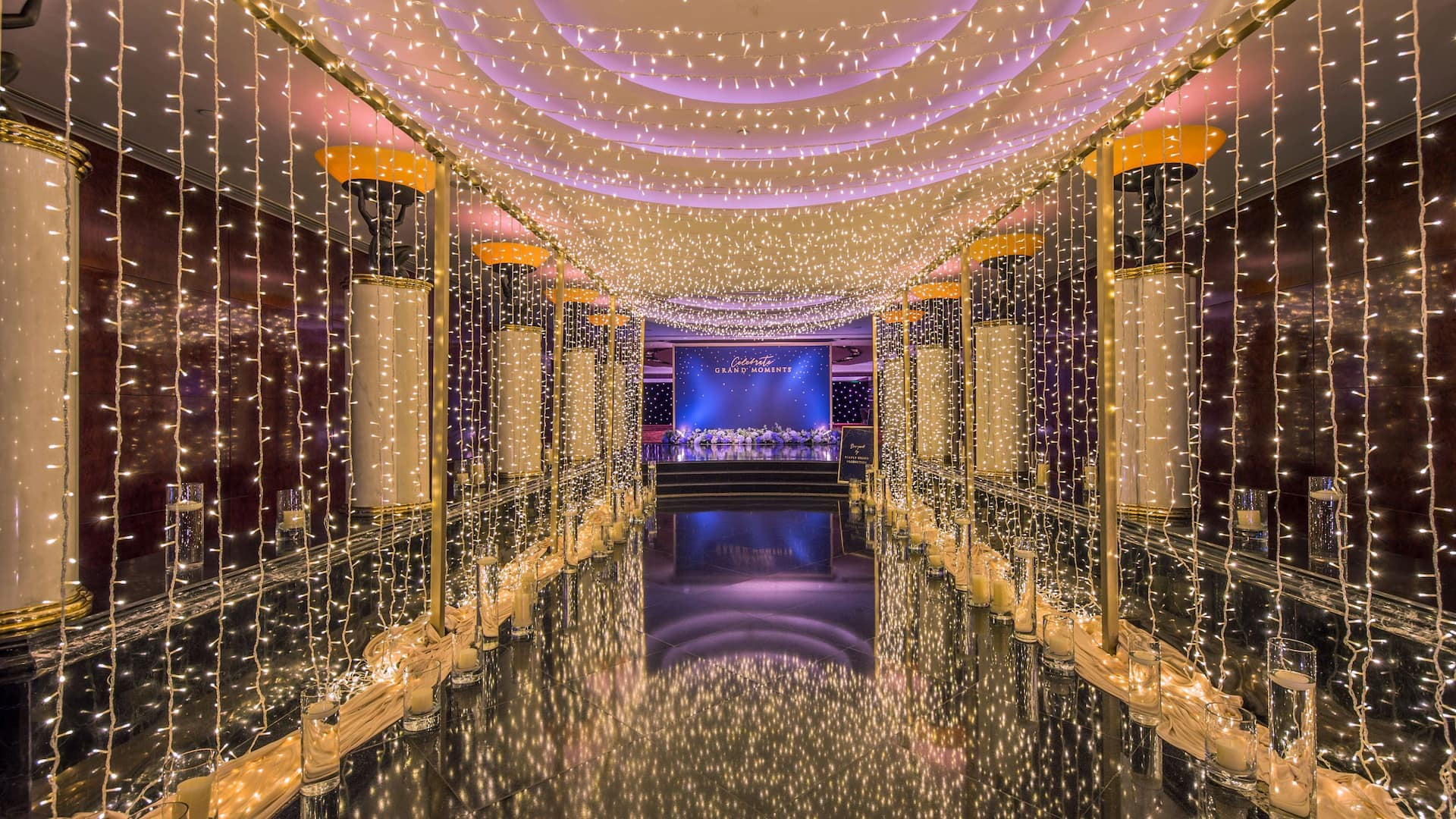 Special Events | Conference Venue | Grand Hyatt Hong Kong