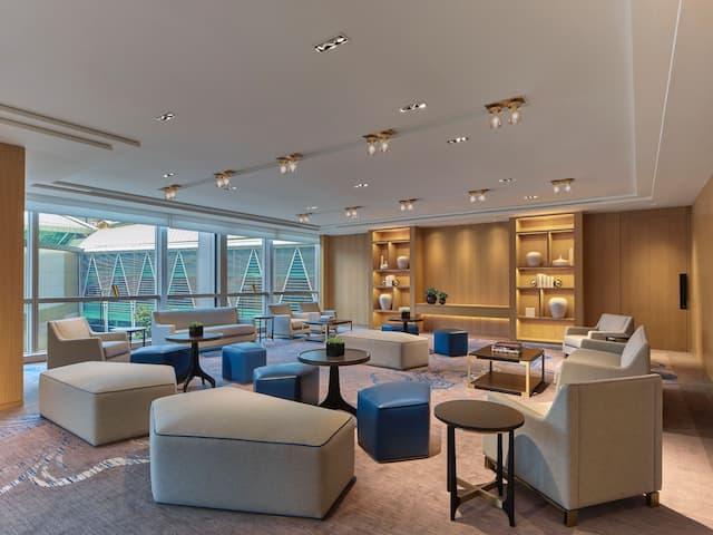 Poolside Residence, modern & residential-style event space at Grand Hyatt Kuala Lumpur