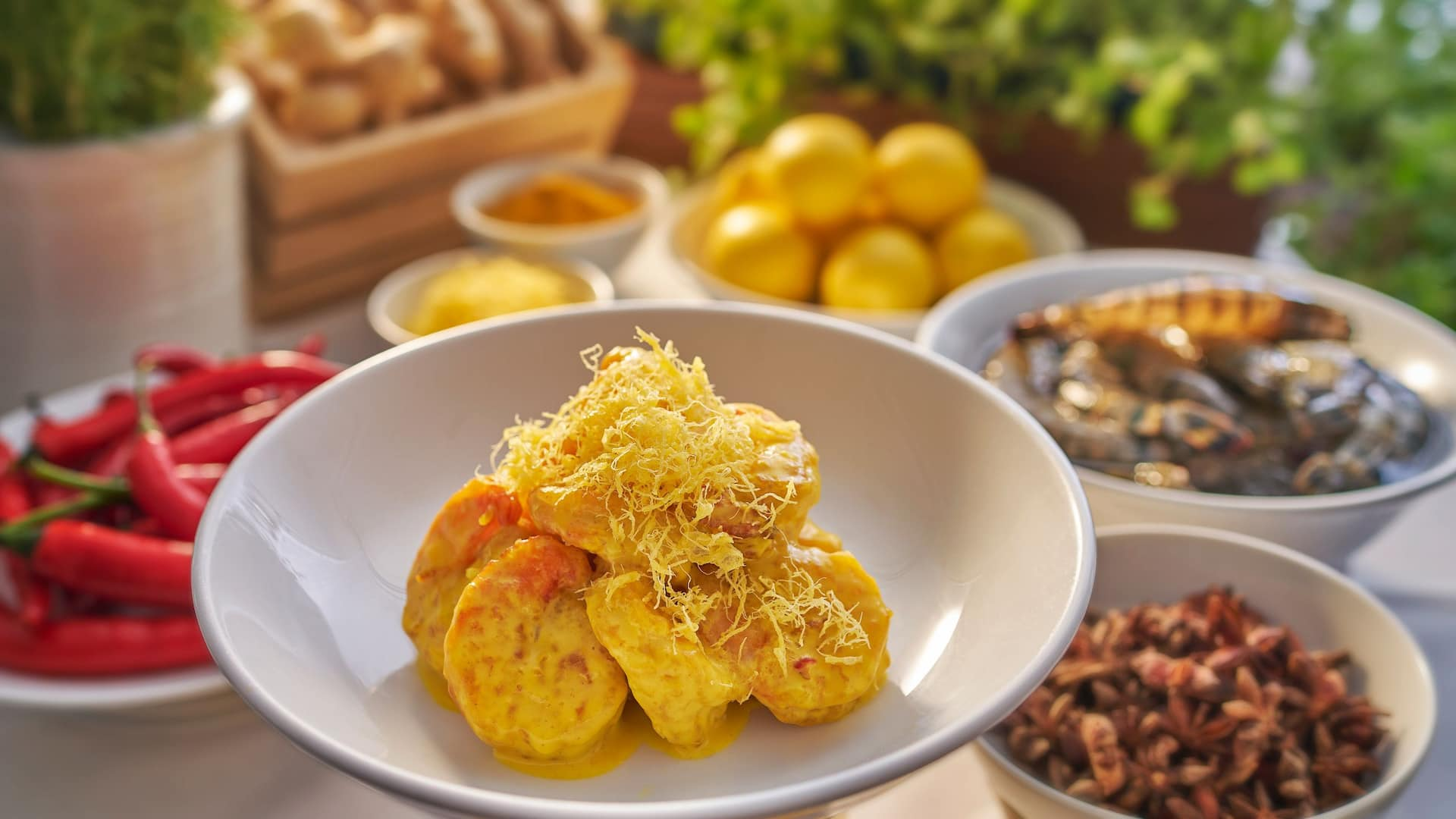 THIRTY8 Restaurant Kuala Lumpur Menu (Butter Prawn)