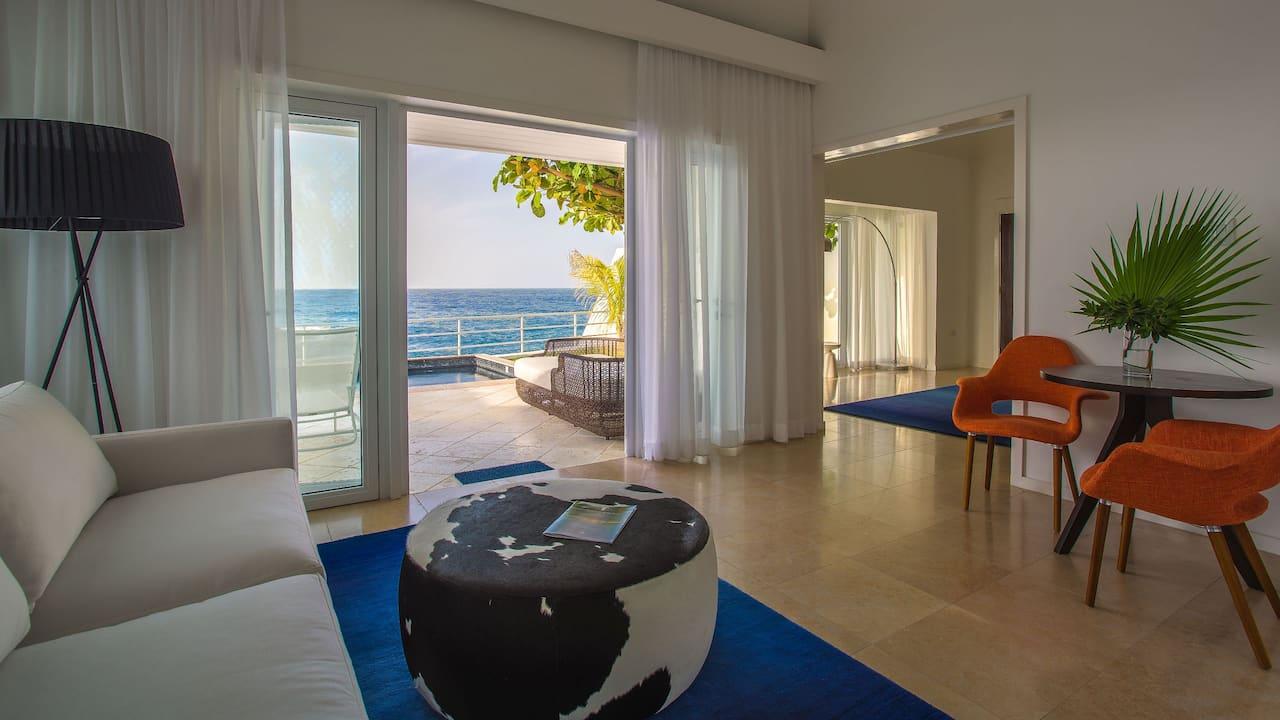 Junior Villa Living Room