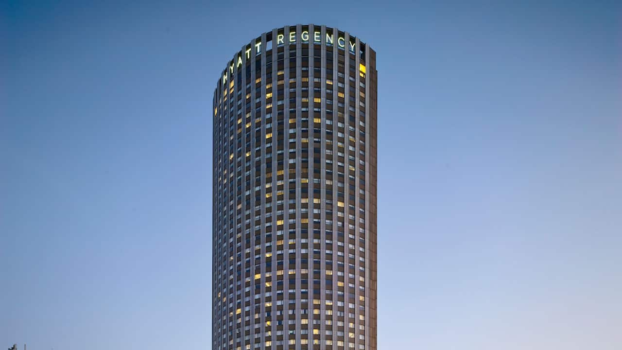 Hotel Hyatt RegencyParis Etoile
