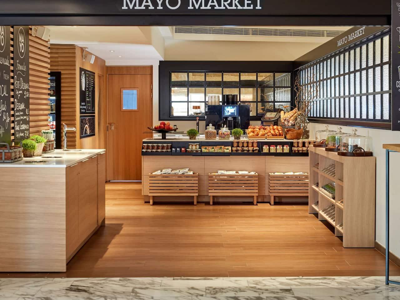 Hyatt Regency Paris Etoile Mayo Market