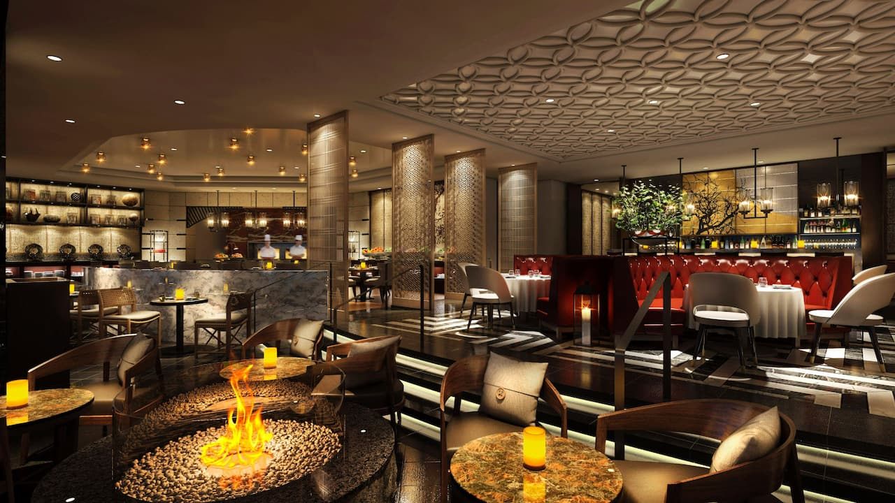 New American Grill Kanade Terrace