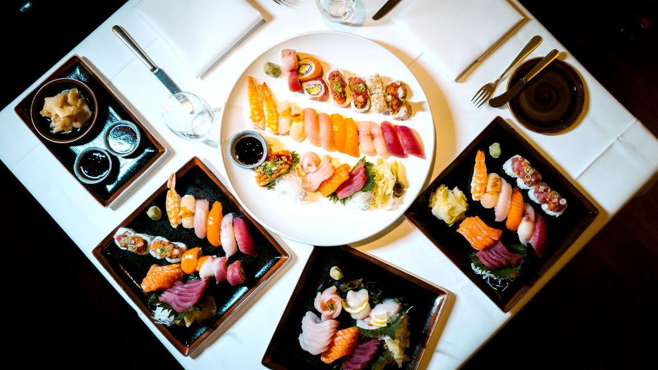 Vox Served Sushi