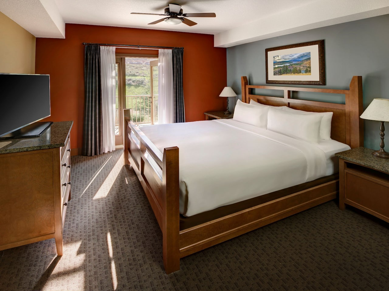King Guestroom Mountain View