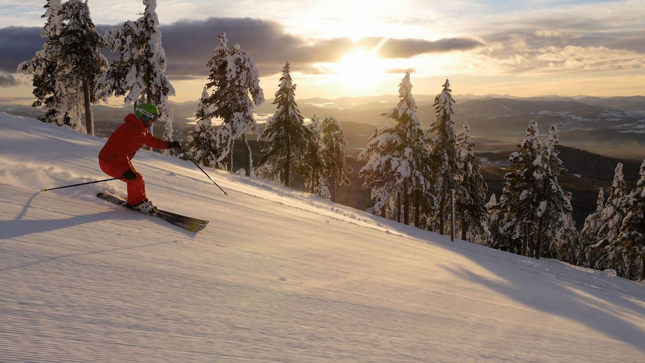 Baldy Mountain Ski Mountain