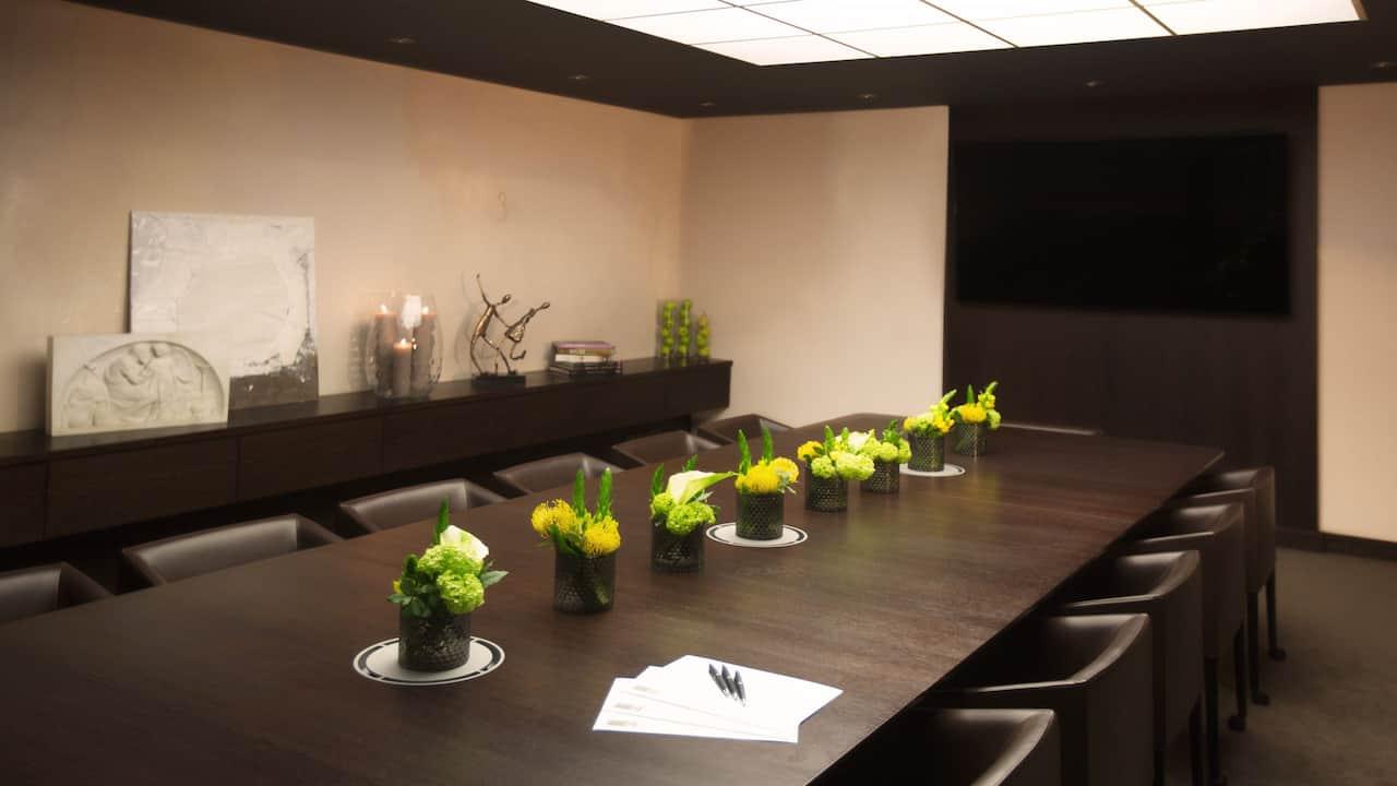 Hotel Bergs Meeting Room