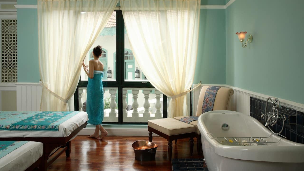 Majestic Malacca Treatment Room