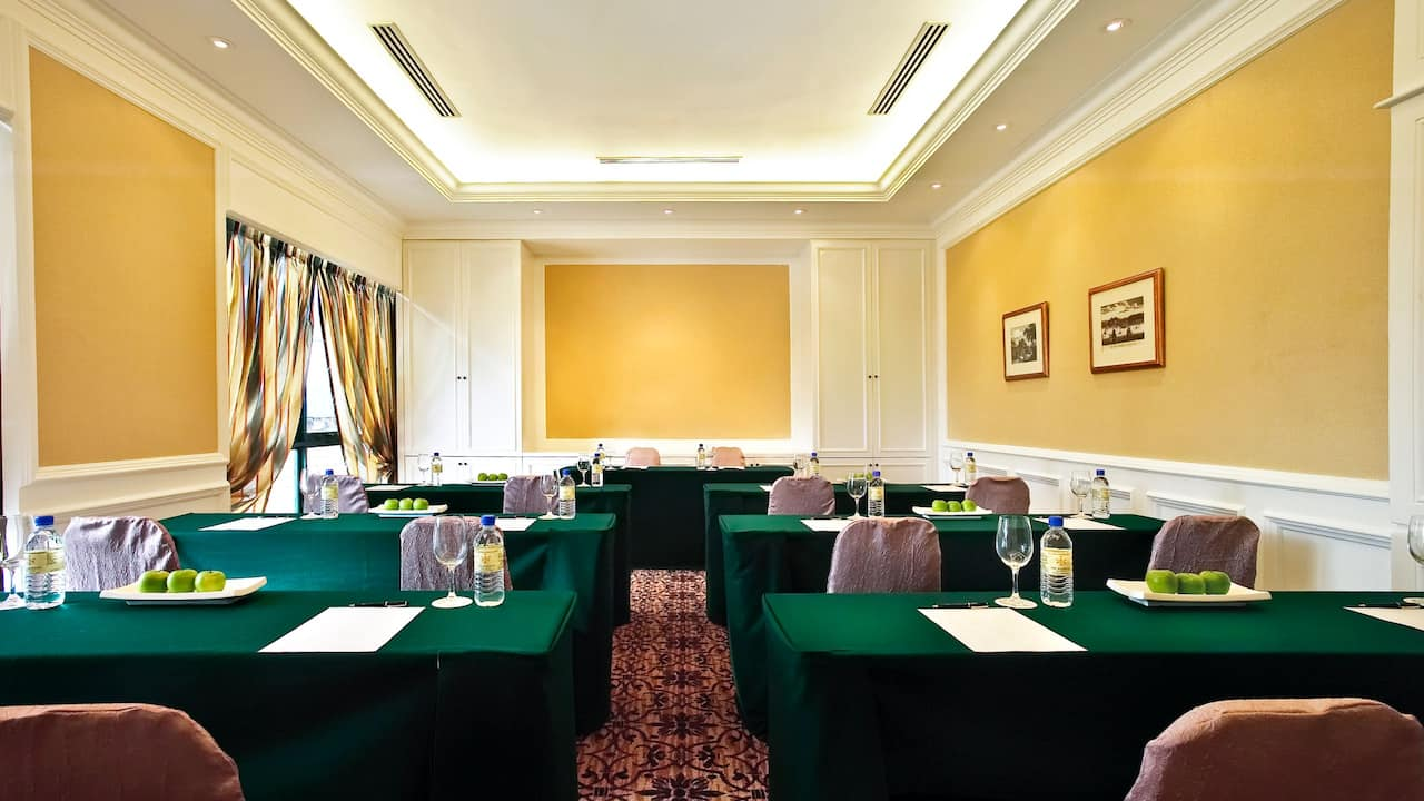 Majestic Malacca Meeting Room Classroom Setup