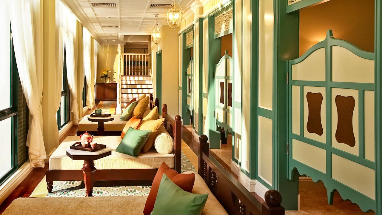 The Majestic Malacca Relaxation Lounge