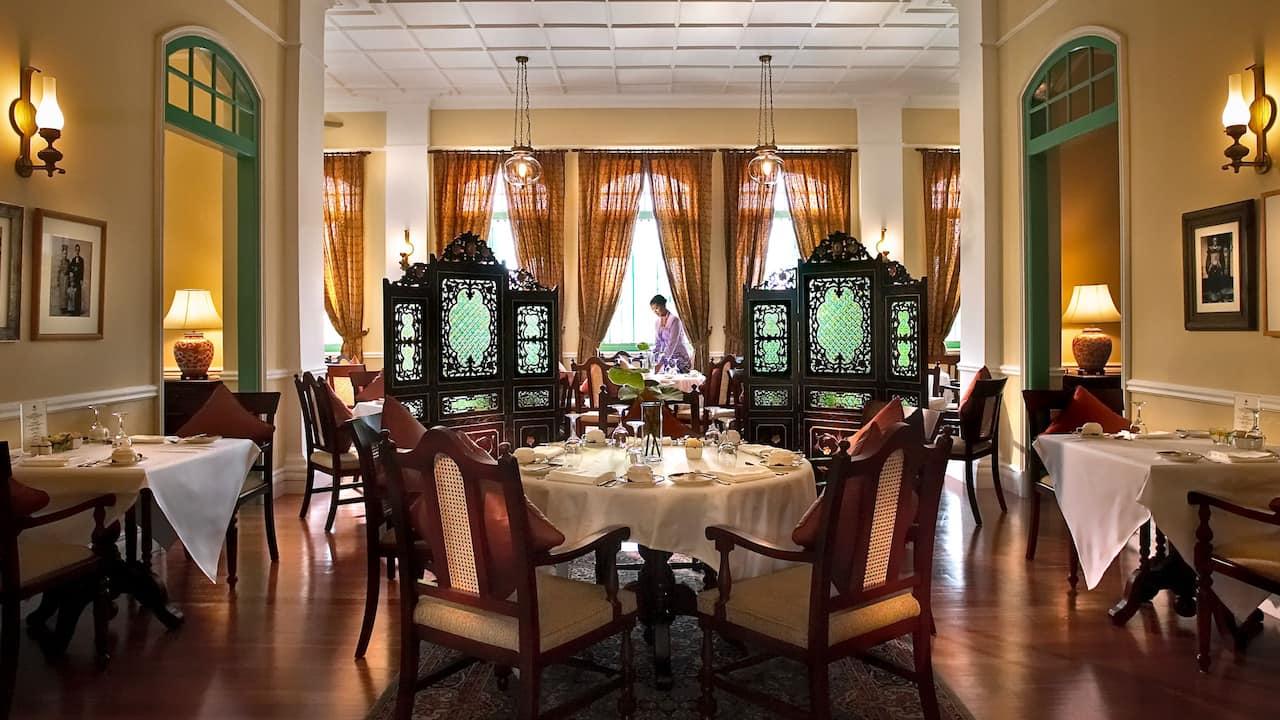 Majestic Malacca The Mansion Restaurant