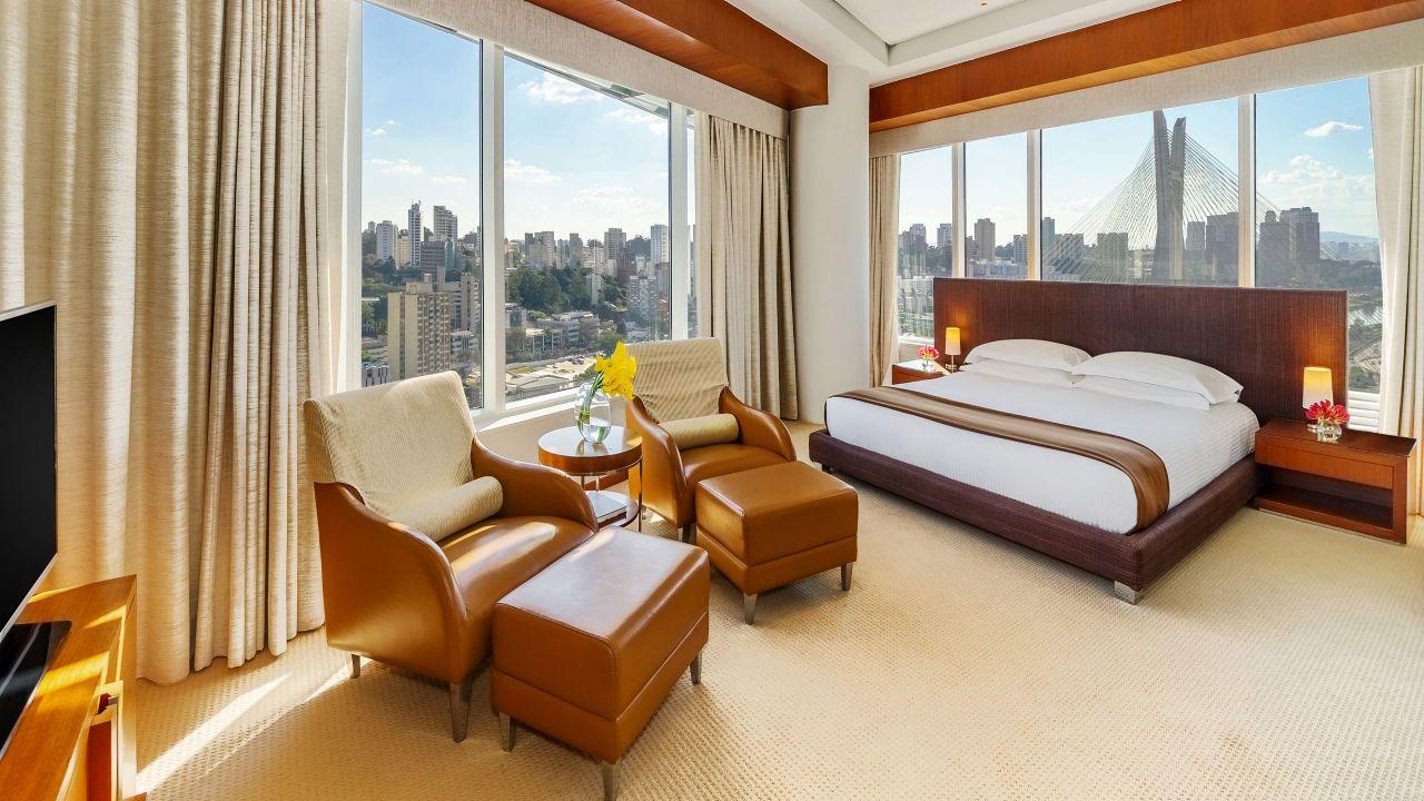 diplomatic suite