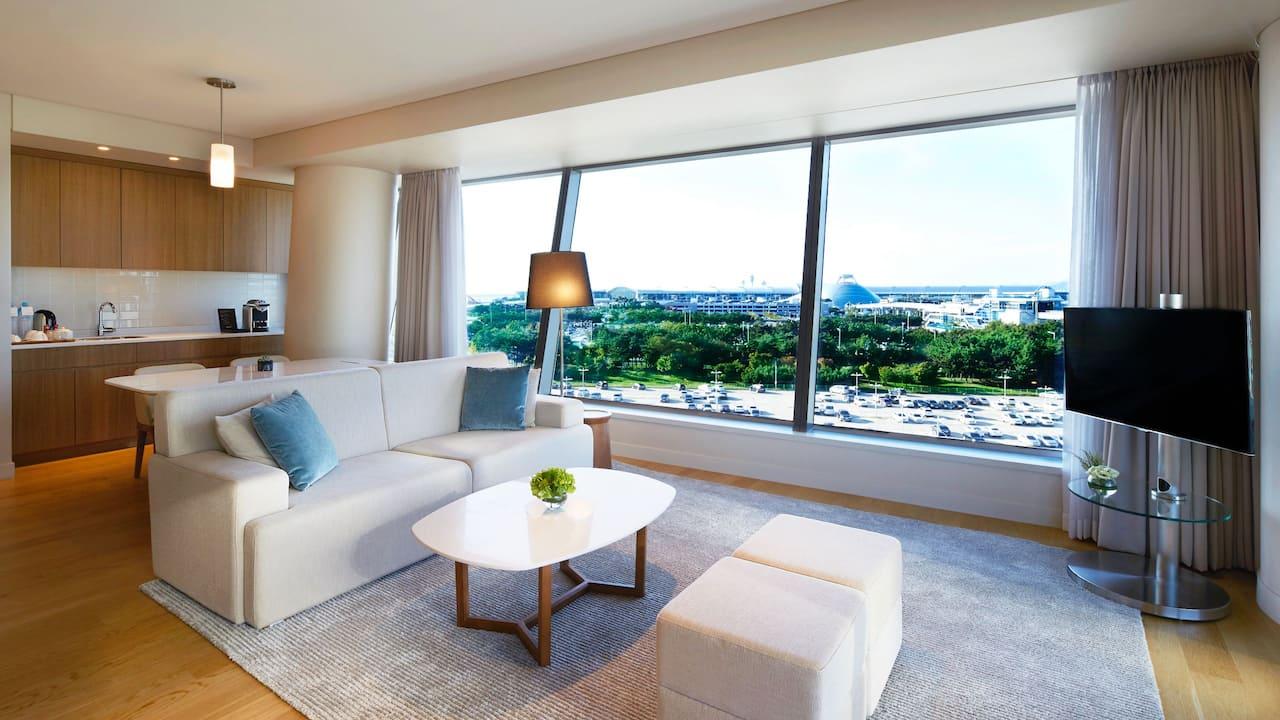 Grand Hyatt Incheon Rooms