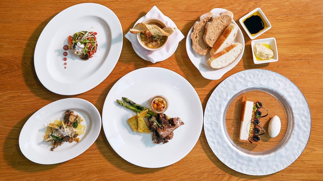 Restaurant Tuscany Promotion